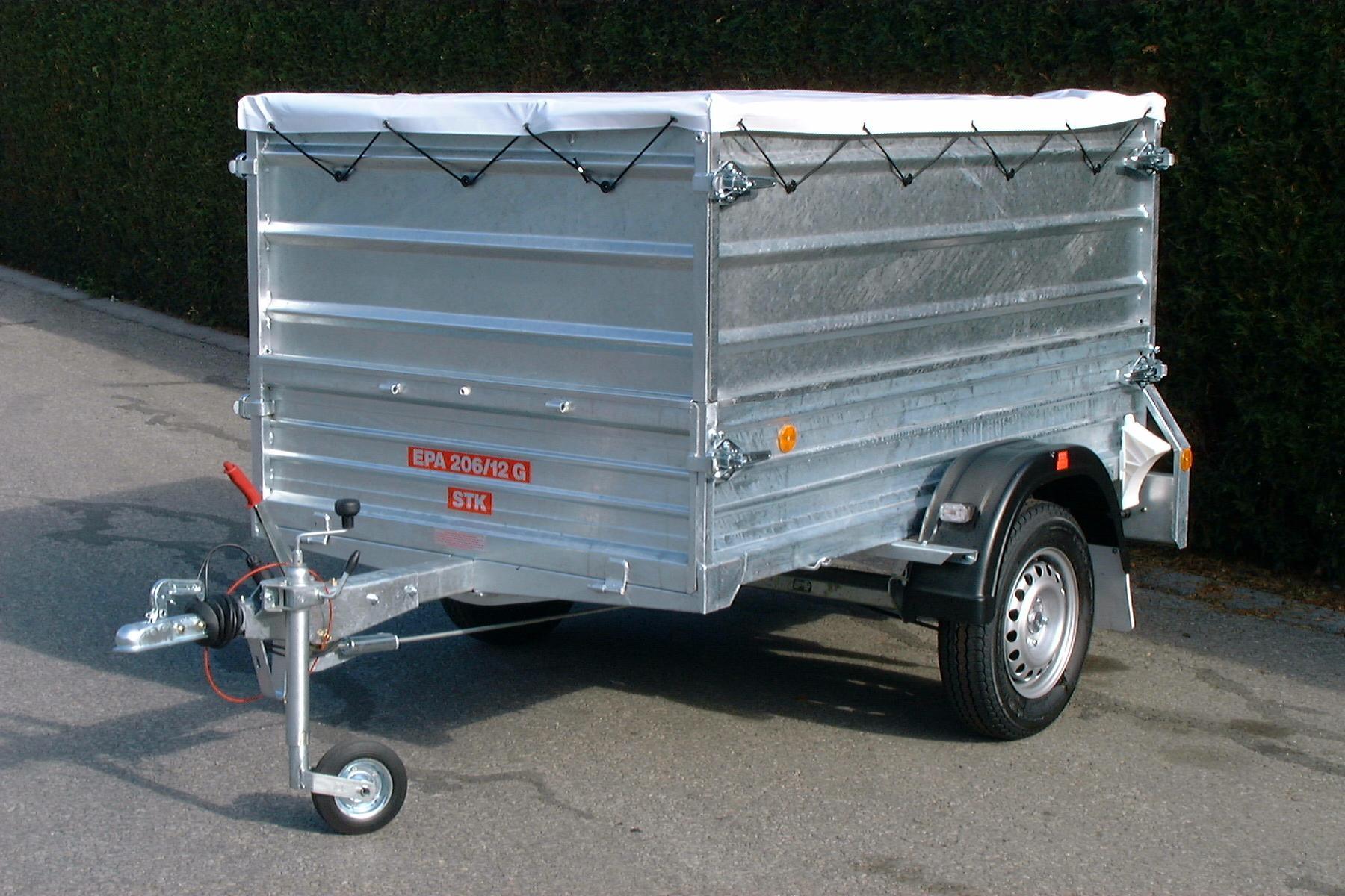 Zubehör für Pongratz Anhänger - HP Anhänger GmbH & Co KG
