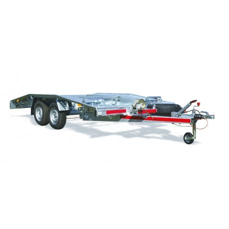 HP 402027 ATS - Autotransporter mit Stand- und Auffahrschienen, 2700 kg
